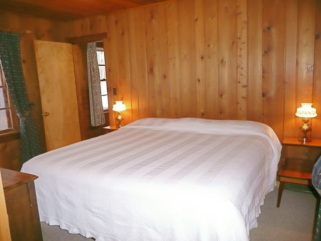 Master Bedroom of Woods Hill