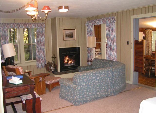 Living Room of Hemlock