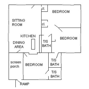White Birch Floorplan