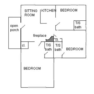 Wood Duck Floorplan