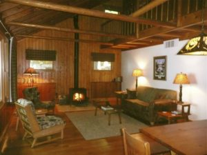 Whistle Wings Living Room